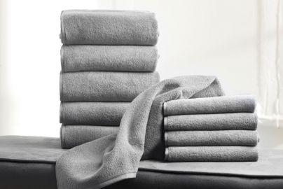 Skagen Bambus håndklæder 4 + 6 stk