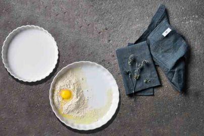 Aida Aroma Gastro tærtefade og Raw viskestykker