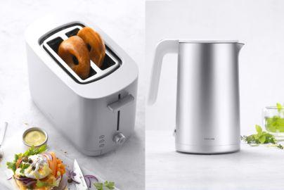 Zwilling toaster og elkedel
