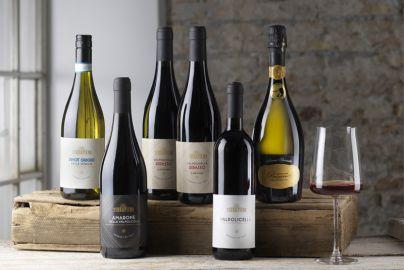 Årets vinpakke 8 italiensk