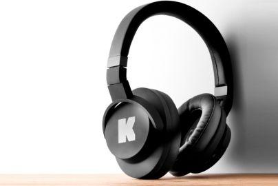 Kreafunk bWEAR - høretelefoner med støjreduktion